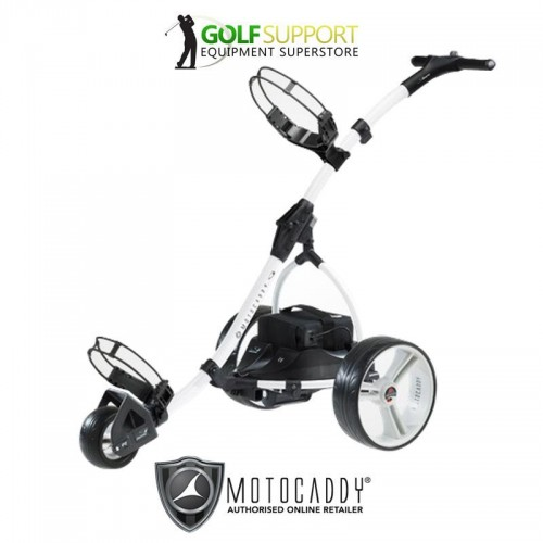 Motocaddy S1 Digital Electric Golf Trolleys (Extended Battery)
